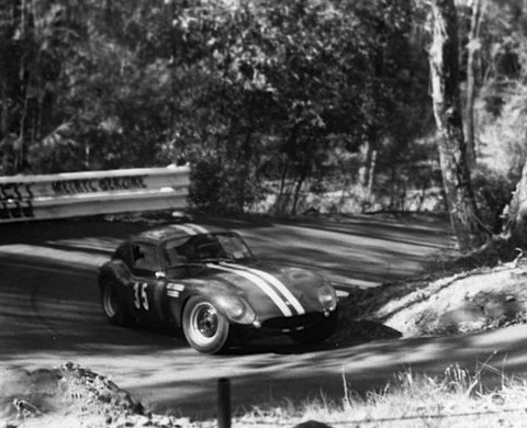 Dick Willys im JWF Milano GT 1966